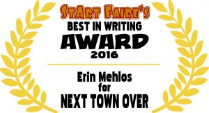 StArt Faire's Best in Writing Award