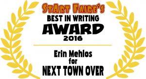 StArt Faire's Best in Writing Award